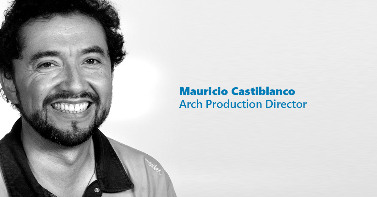 Meet Mauricio, a global player with a unique perspective