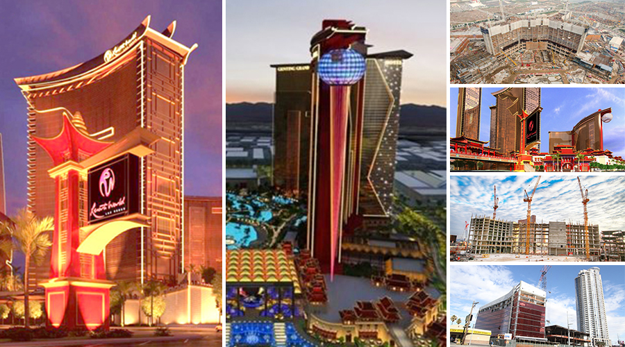 Phase 2 of Resorts World Las Vegas is Now Underway!