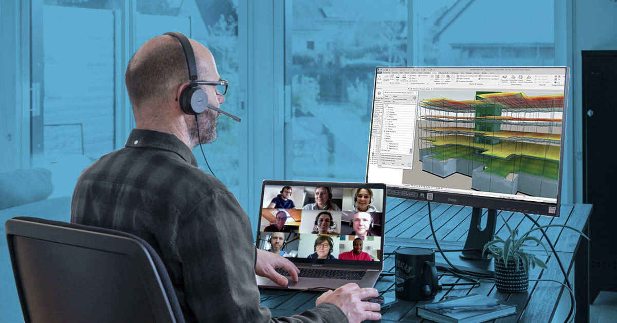 How we make remote working work
