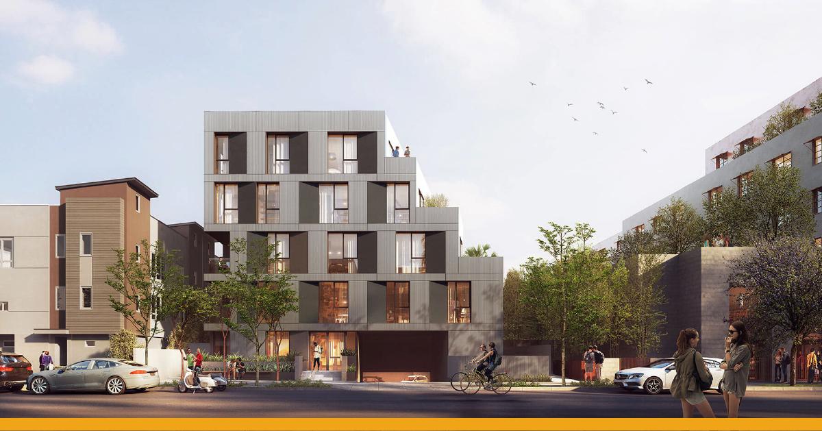 Bridging design and construction: the Orange Flats case