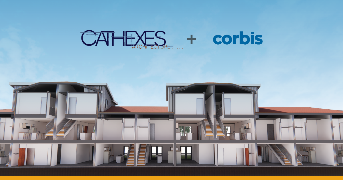 CATHEXES + Corbis Inside: The complexity of delivering a simple design